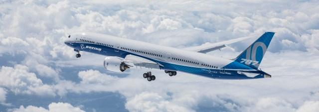 Boeing empezará usar la impresión 3D con titanio para sus aviones