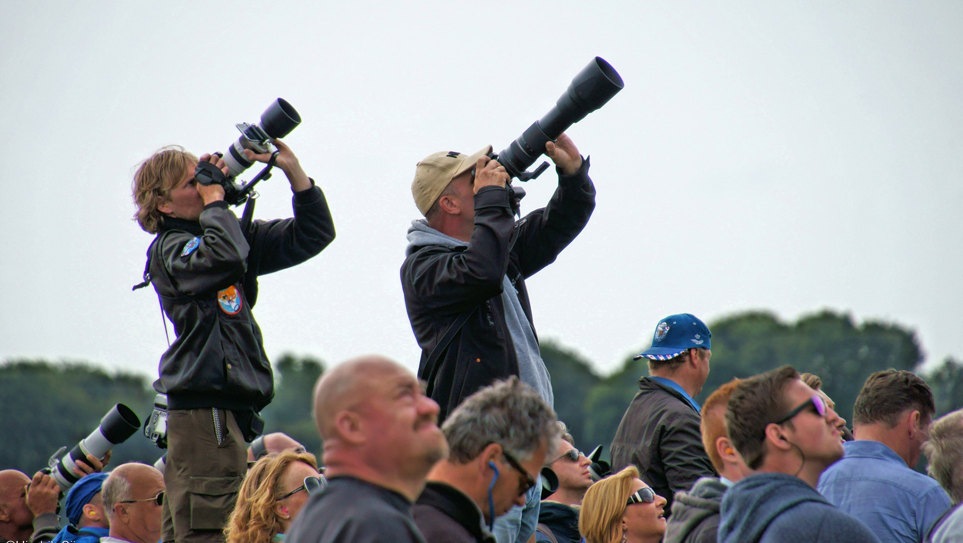 Esta cámara captura imágenes a larga distancia sin lentes telescópicas
