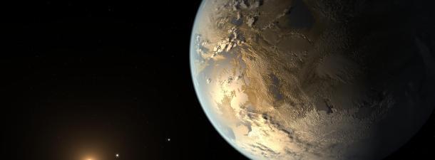 La NASA descubre un nuevo exoplaneta similar a la Tierra