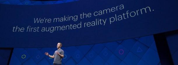 Facebook entra de lleno en la era de la realidad aumentada y virtual social