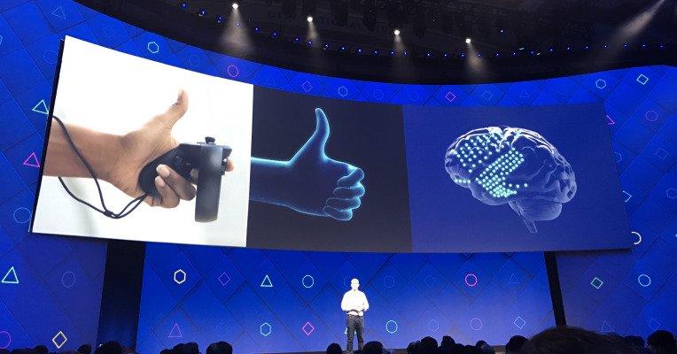 Lo próximo de Facebook es la comunicación mediante la lectura de la mente