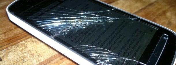 Adiós a las pantallas rotas: así es el cristal que se autorrepara