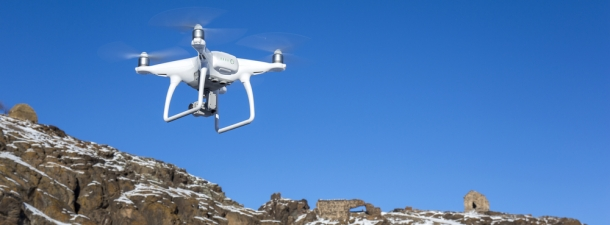 Las medidas de seguridad que se aplican en los drones a día de hoy