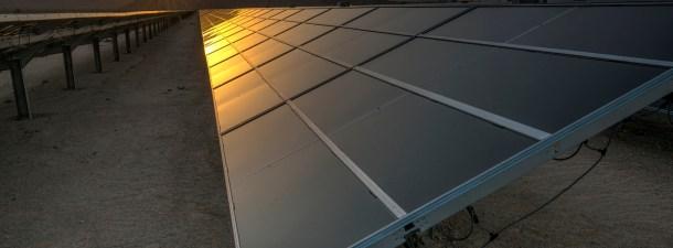 Esta empresa japonesa logra el récord de eficiencia en paneles solares