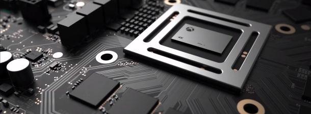 Xbox Project Scorpio, un gigante en tierra de nadie