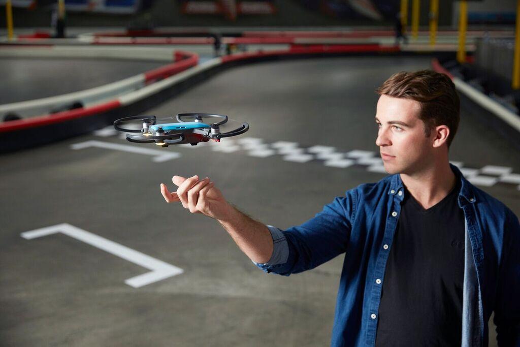 Las tecnologías que hacen del DJI Spark el primer gran drone para el gran público