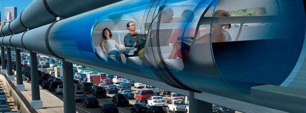El competidor de Hyperloop en la lucha por suceder al tren
