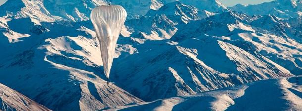 Proyecto Loon, los globos que llevan Internet a todas las partes del mundo