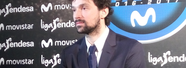 Sergio Llull, MVP Movistar de esta temporada