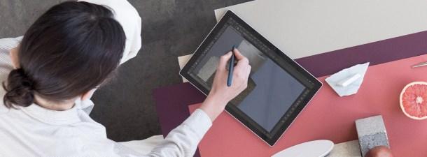 Microsoft presenta una nueva Surface Pro sin abrazar el futuro