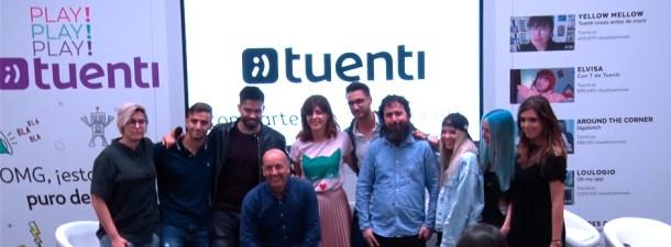 Tuenti ficha a siete famosos youtubers para su nuevo canal