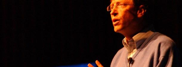 Los tres campos profesionales que Bill Gates recomienda a los estudiantes