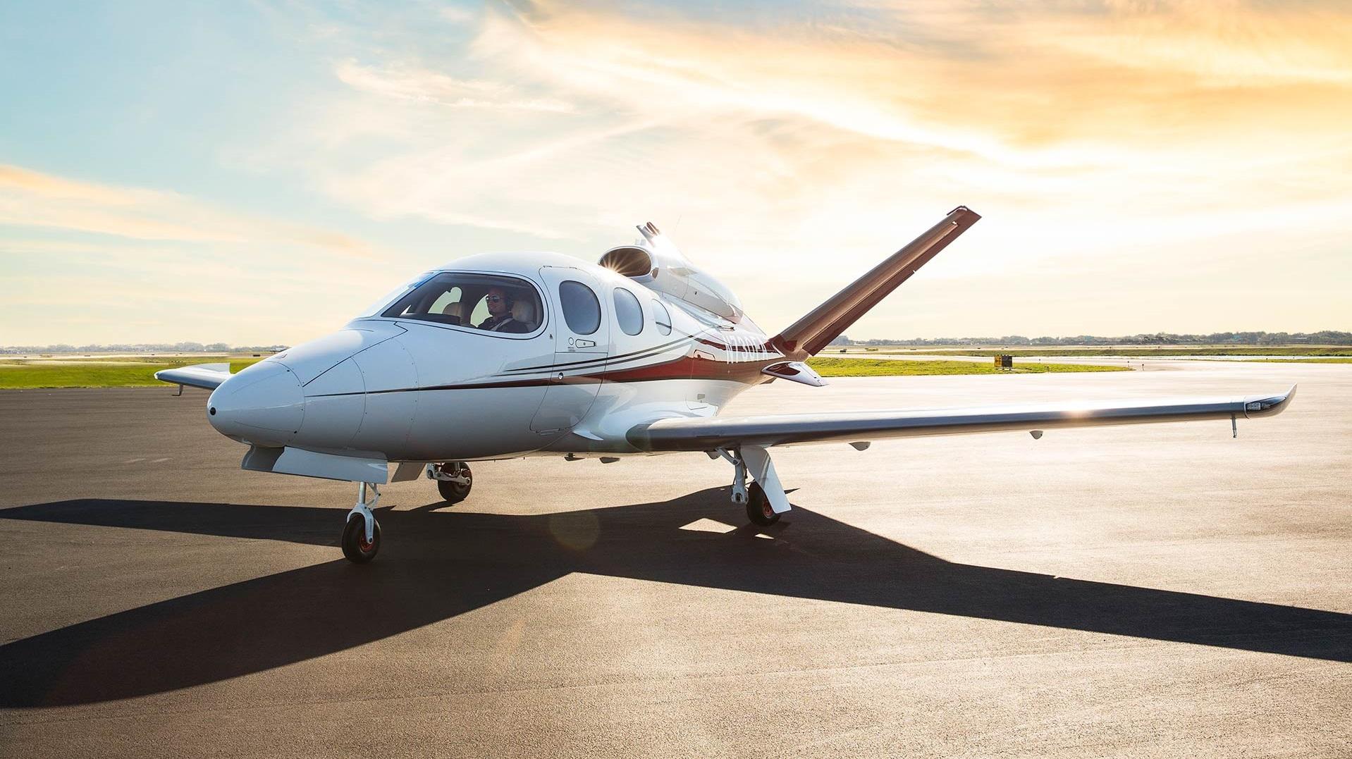 Cirrus Vision Jet: el jet privado que quiere ser low cost