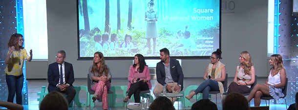 Square Weekend Women, el evento que inspira para cambiar el mundo