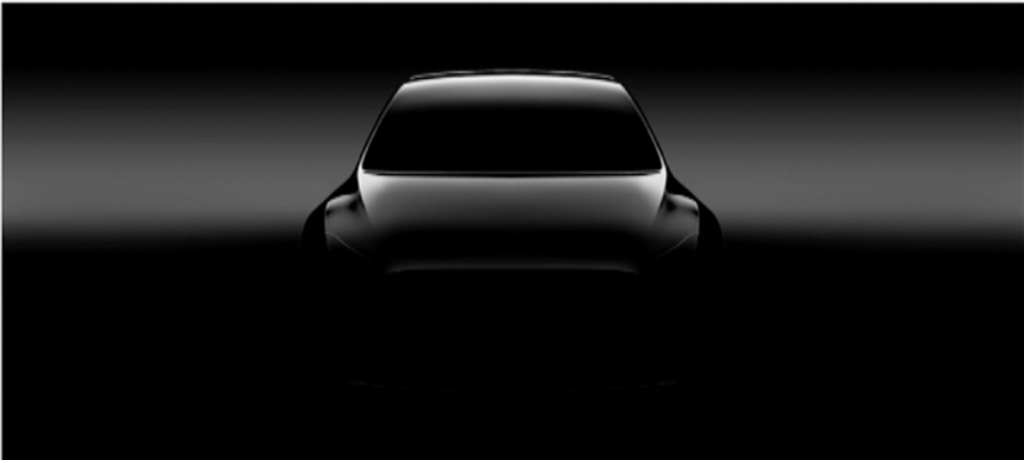 Tesla muestra la primera imagen del Model Y