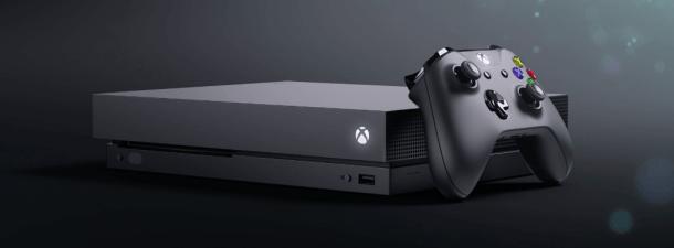 Xbox One X confirma el peor presagio de Project Scorpio