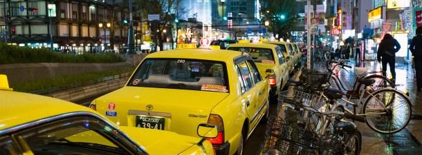 Así es el plan para poner taxis autónomos en Tokio 2020