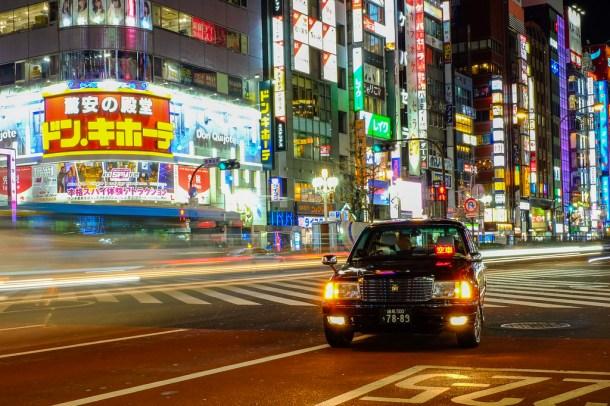 Taxis autónomos