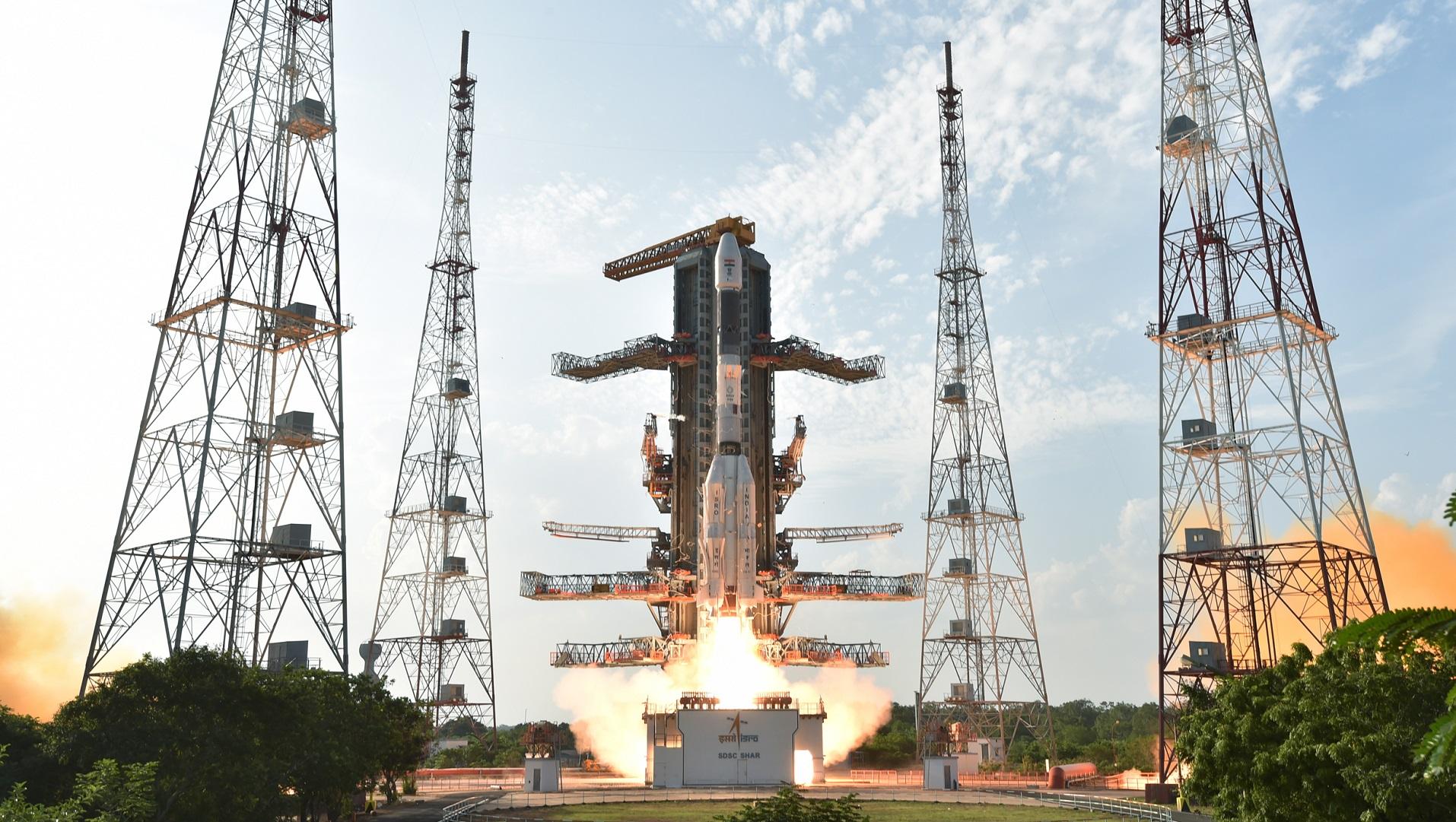 Con este cohete, India entra en la primera liga de la carrera espacial