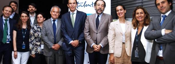 Ericsson España y Fundación Adecco firman un nuevo acuerdo con Telefónica para impulsar el programa Talentum