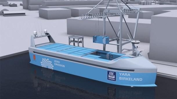 Barco autónomo