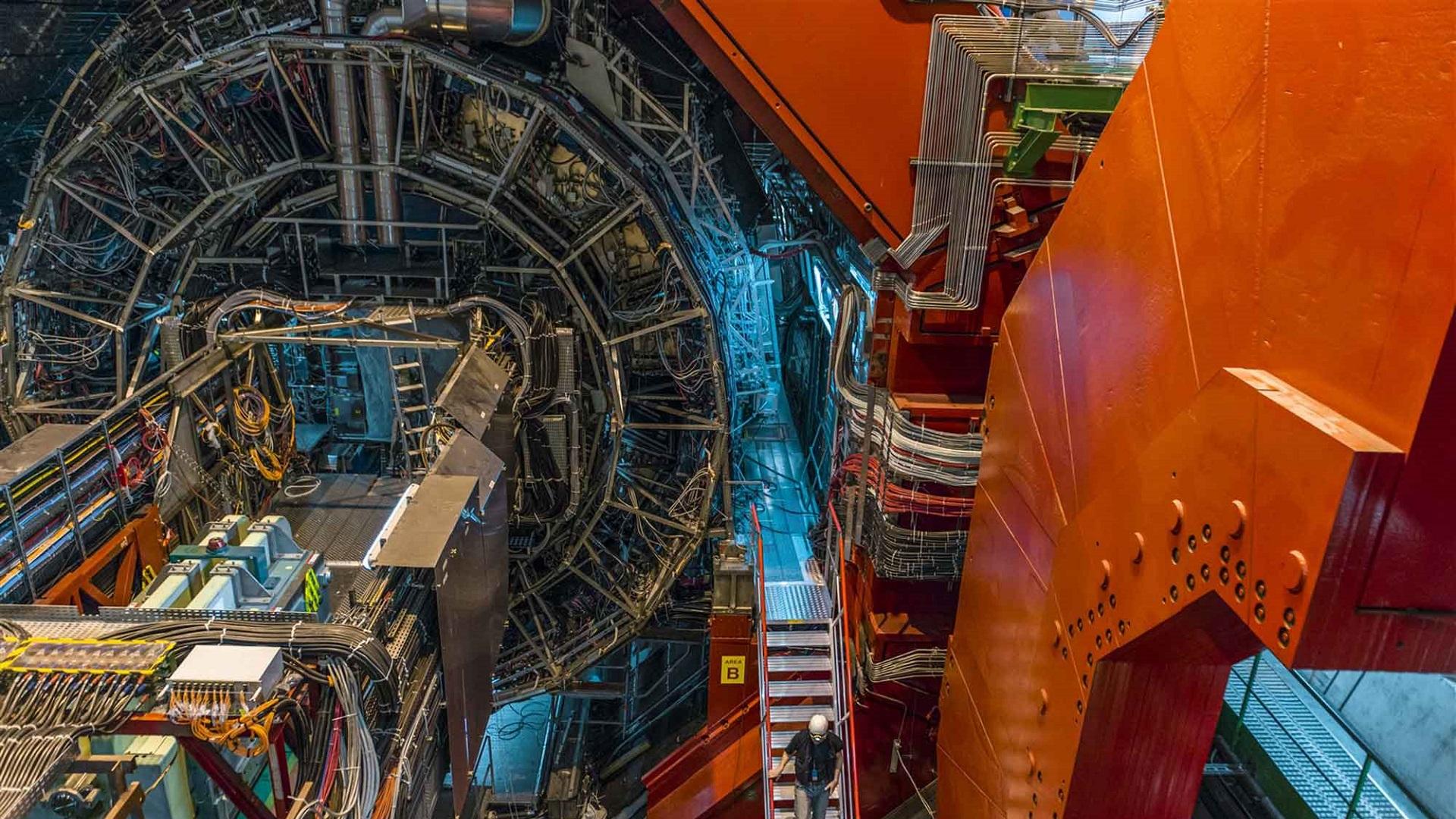 El centro de datos del CERN ya tiene más de 200 petabytes de información