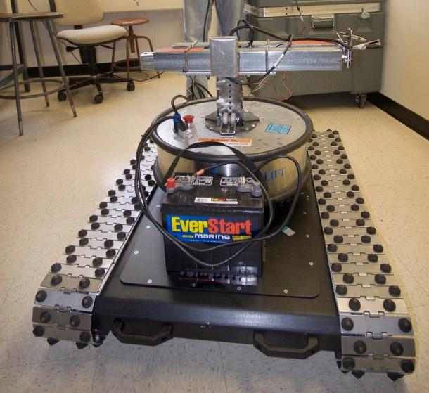 Caja negra en cada robot
