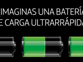 Batería ultrarrápida