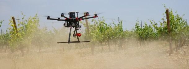 Drones para la agricultura: lo que el ojo humano no ve