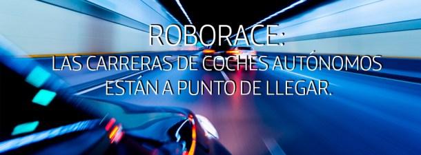 Roborace: las carreras de coches autónomos están a punto de llegar