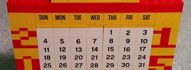 Diseña tu propio calendario para imprimir desde tu navegador