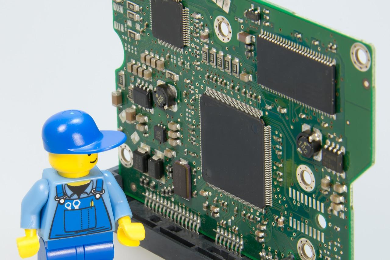 La Inteligencia Artificial ya separa piezas de Lego