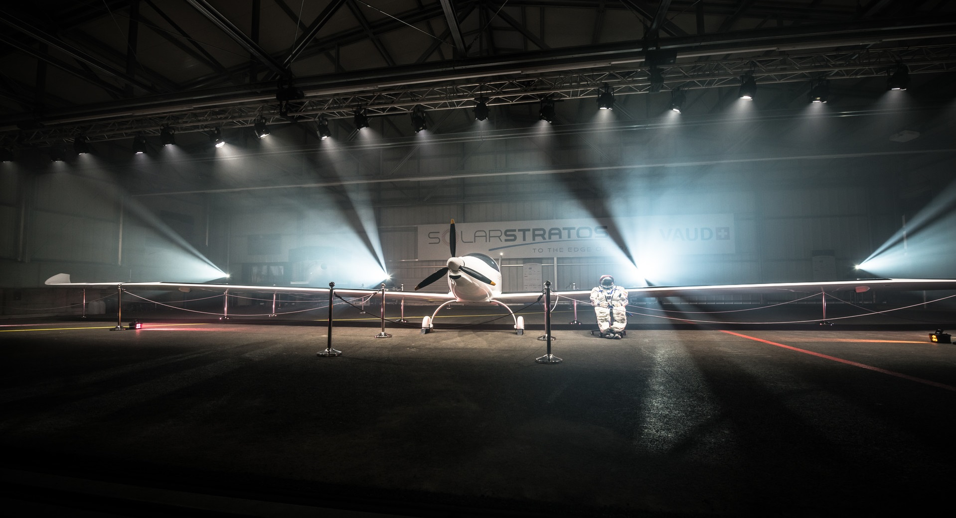 SolarStratos, el reto del avión solar que quiere llegar a la estratosfera