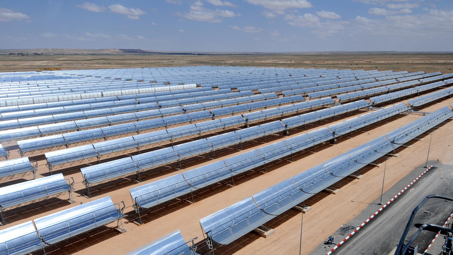 La energía solar alcanzará en capacidad mundial a la nuclear en 2017