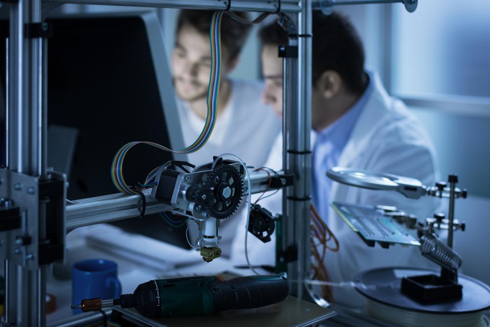 El futuro inabarcable de la impresión 3D