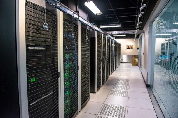Mayor centro de datos
