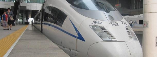 El tren más rápido del mundo volverá a funcionar en China