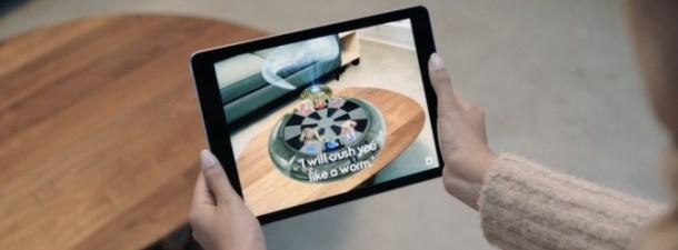 Las mejores aplicaciones con las que disfrutar de la realidad aumentada en iPhone y en iPad