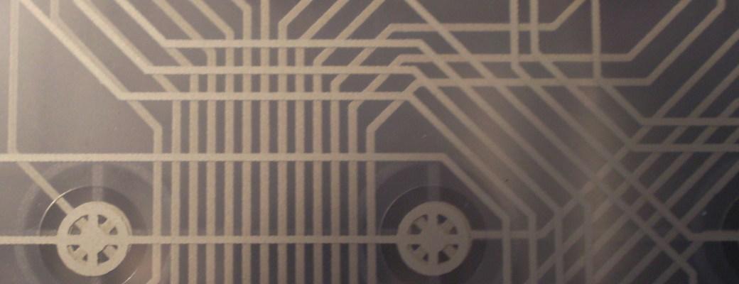 Circuitos electrónicos ultrafinos