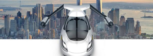 El coche volador del futuro, cada vez más cerca