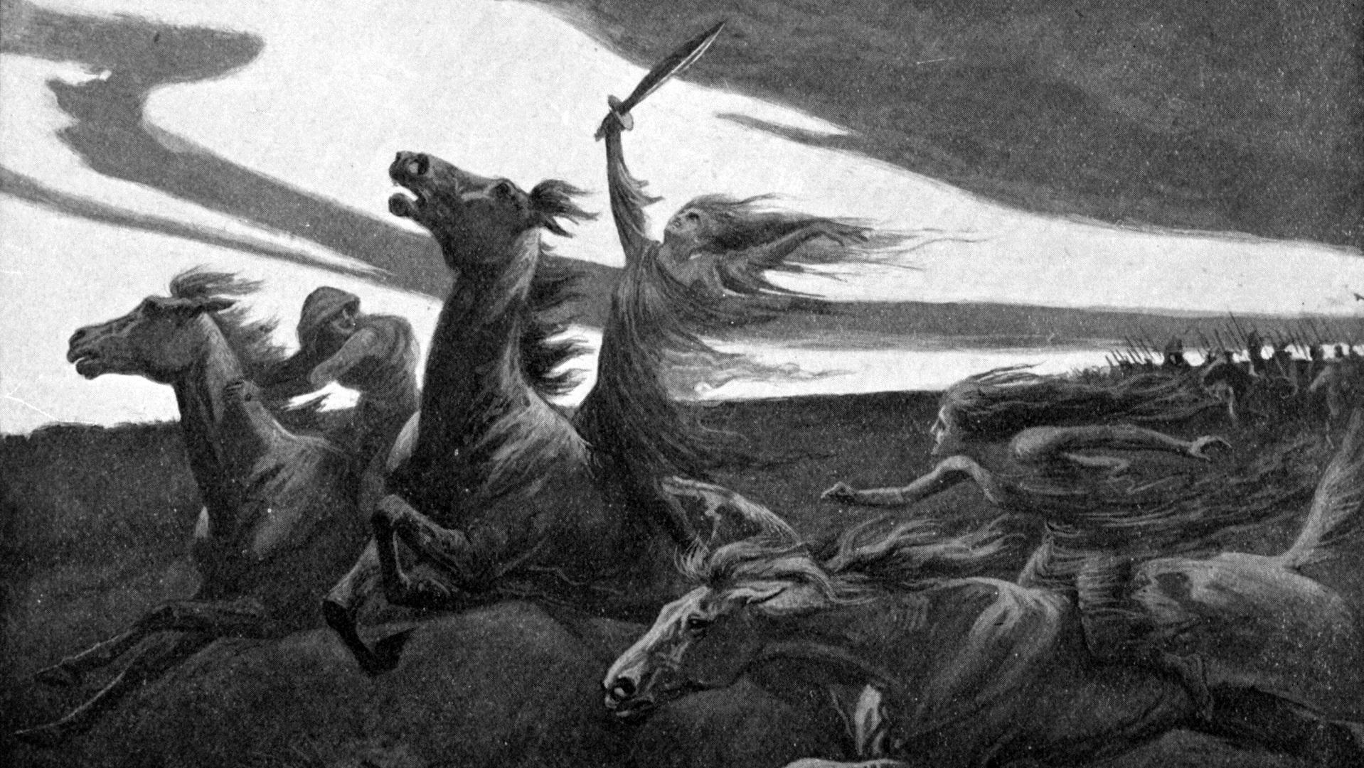 El análisis de ADN confirma que había guerreras vikingas