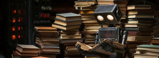 Obras de ficción con Inteligencia Artificial