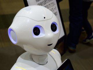 Nao, el robot que trabaja con niños autistas