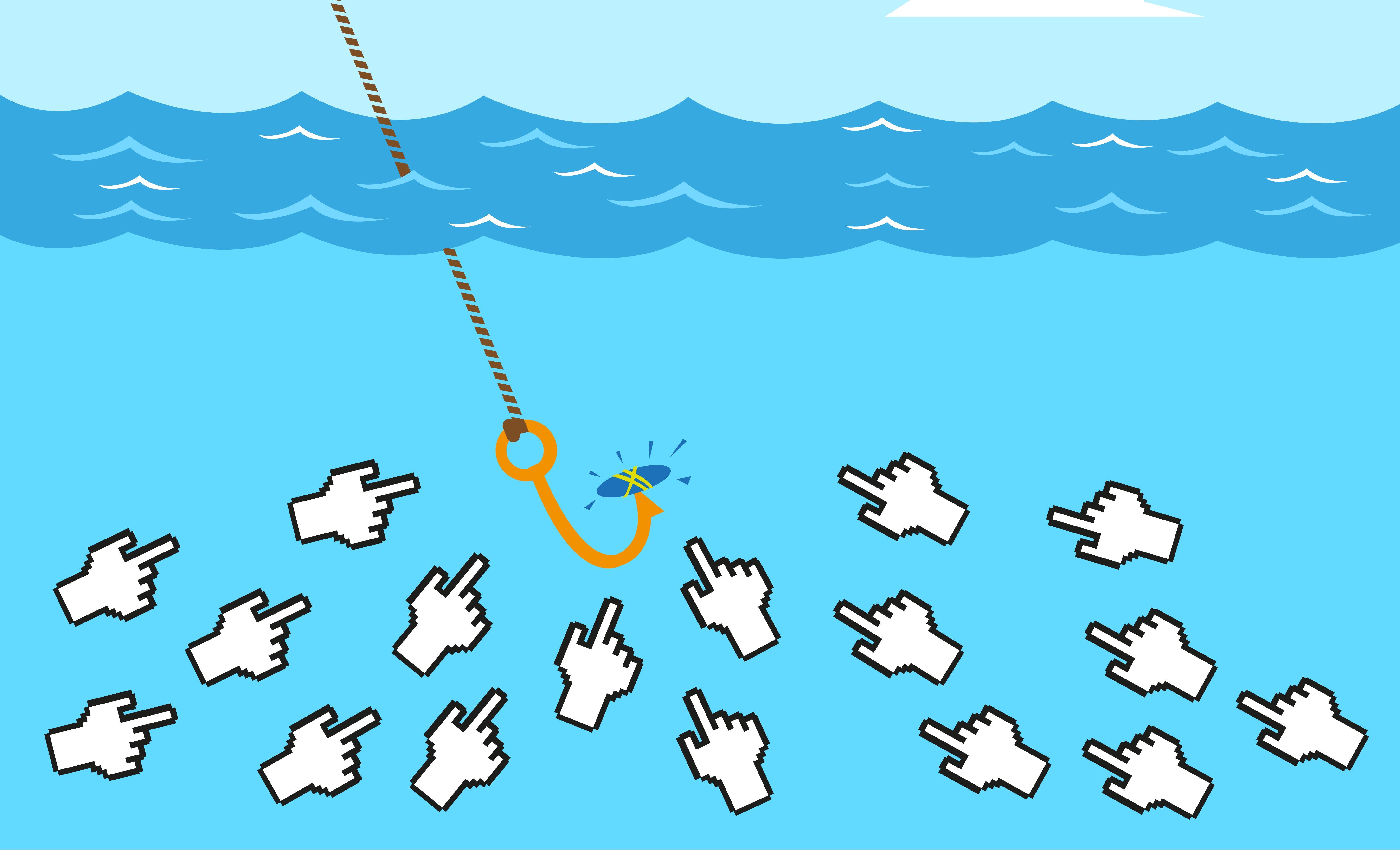 Phishing: no caigas en el anzuelo de los ciberdelincuentes