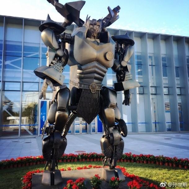 Transformers gigantes