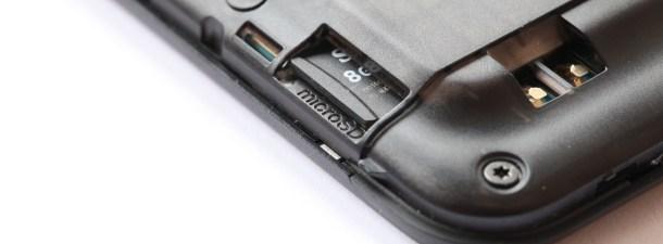 Récord en almacenamiento: SanDisk crea una tarjeta microSD de 400 GB