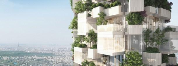 Urbanismo ecológico: esta torre repleta de árboles lucirá en París