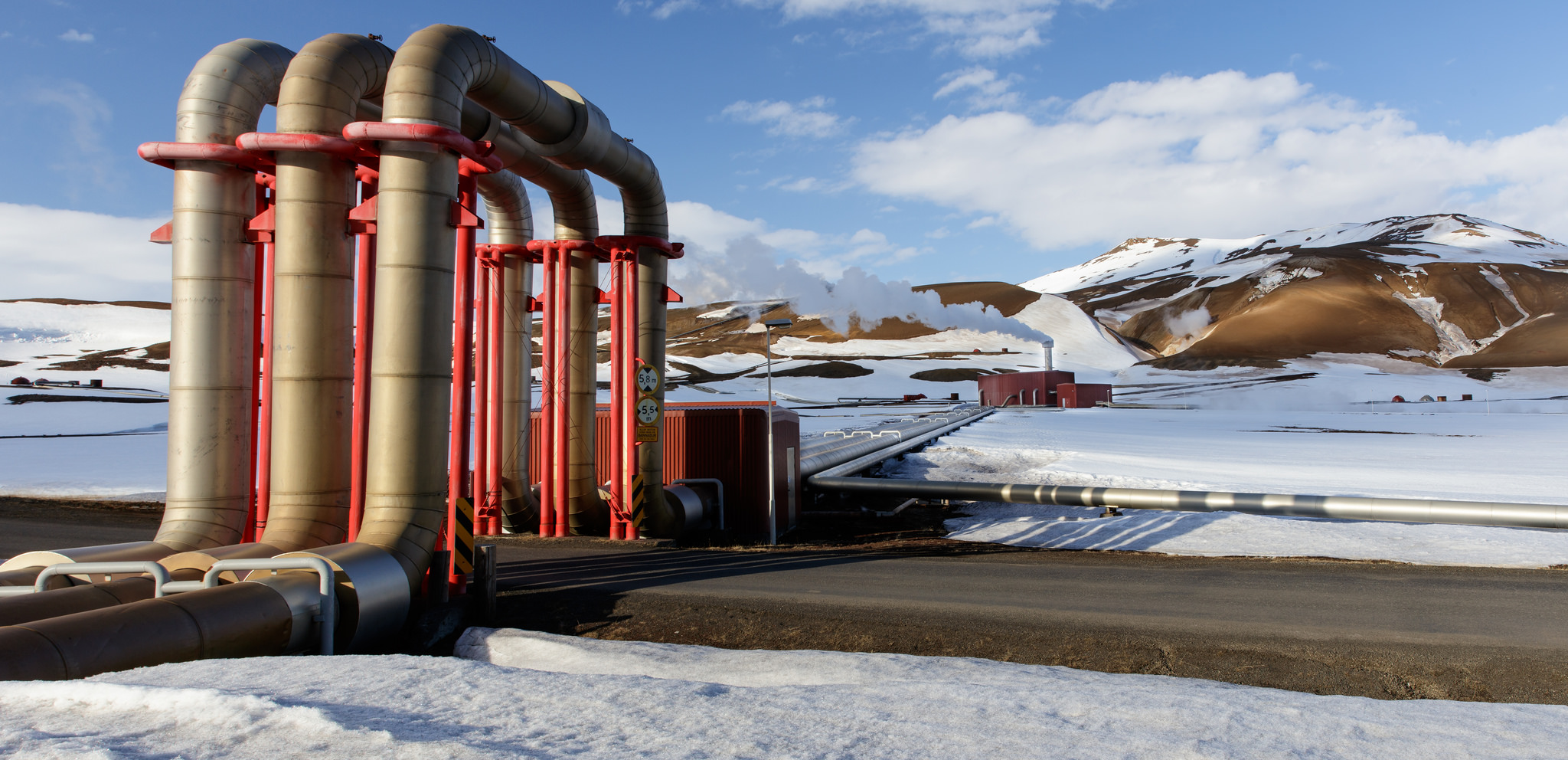 Esta planta de geoingeniería absorbe más emisiones de las que escupe