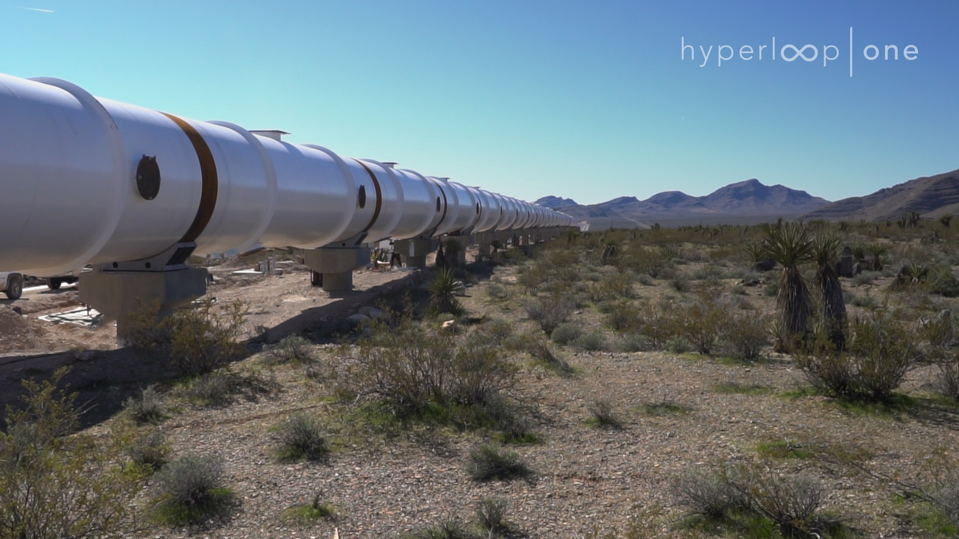 Richard Branson invierte en la tecnología de Hyperloop