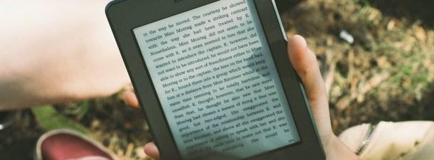 Amazon lanza el nuevo Kindle Oasis resistente al agua
